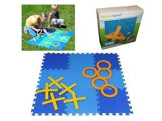 Interlocking Soft Foam Activity Play Floor Mats Kids Baby Playmat