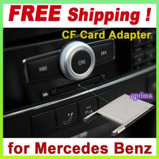 CF Card Adapter Converter for Mercedes Benz PCMCIA Command System UP