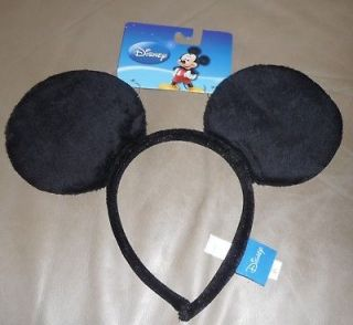 Disney Mickey Mouse Ears Child Adult Costume Headband