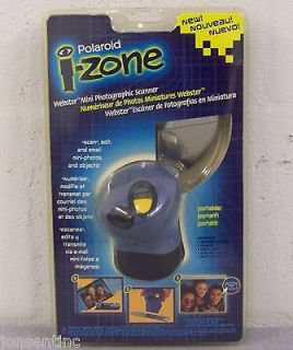 Polaroid iZone Camera Instant Film Photo Scanner Webster i Zone New
