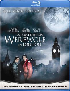 An American Werewolf in London (Blu ray Disc, 2009, Full Moon Edition