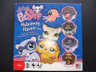 Littlest Pet Shop LPS Hideaway Haven Game 2008 Complete Dragonfly Dog