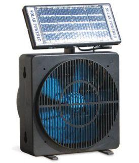 Newly listed Solar Panel Room Fan, Sun Cell Window Ventilator Black