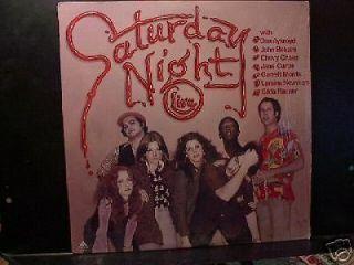 SATURDAY NIGHT LIVE LP Arista 1976 comedy sketches
