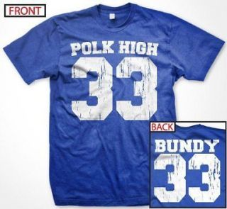 Bundy Al Married with Children Polk High Football Television Mens New