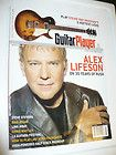 Guitar Player Magazine March 2006 Alex Lifeson Rush