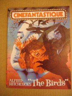 Cinefantastiqu e V10 #2 Galaxina Dorothy Stratten Birds