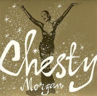 MORGAN, CHESTY  ORKESTER    MUSIK!   CD ALBUM AMIGO NEW