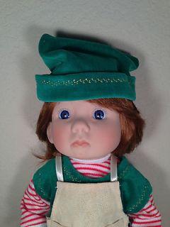 Lee Middleton Original Christmas Angel Doll 1990 ELF Model VLA C90