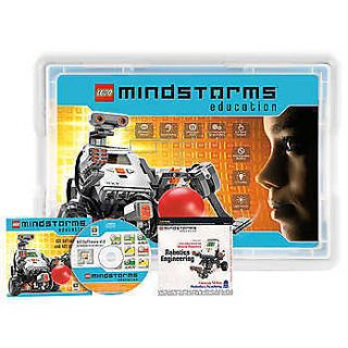 LEGO MINDSTORMS NXT Homeschool Pack with Robotics Engineering I