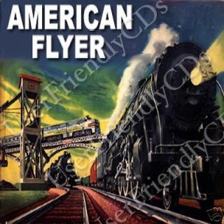 american flyer trains in HO Scale