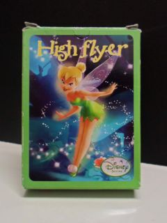 WALT DISNEY TINKERBELL HIGH FLYER CARD GAME COMPLETE CARD SET IN BOX