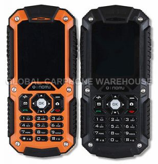 RUGGED REAL IP67 WATER DUST SHO CK PROOF Quadband Dual SIM CELL PHONE