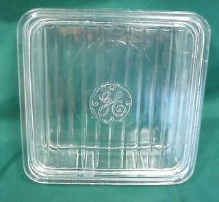 vintage general electric refrigerators