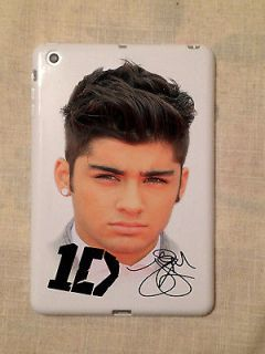 ONE DIRECTION WHITE CASE COVER BACK TO FIT APPLE IPAD MINI TABLET PC
