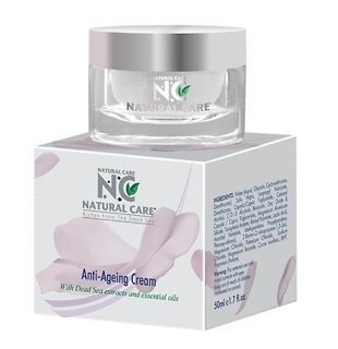 Anti Aging Cream a Dead Sea Product from Natural Care