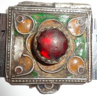 antique moroccan jewelry