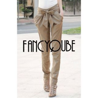 S0BZ New Hot Women Fashion Harem Skinny Long Trousers OL Casual Slim