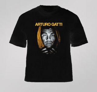 Arturo Gatti Boxing Champion Legend T Shirt