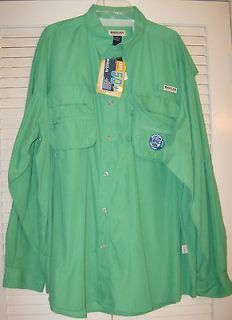 MAGELLAN UPF+ 50 FISHING SHIRT  3XL #0550