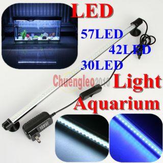 LED Aquarium Moon Light WaterProof LED Lighting Strip SMD Fish Tank 30