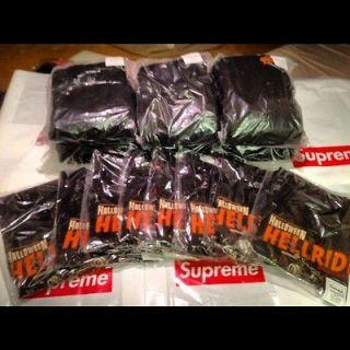 Diamond Supply Co. x Thrasher Halloween Hellride Tee Shirt Black M & L