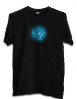The Avengers Arc Reactor Tony Stark Iron Man Loki Thor Hulk New T