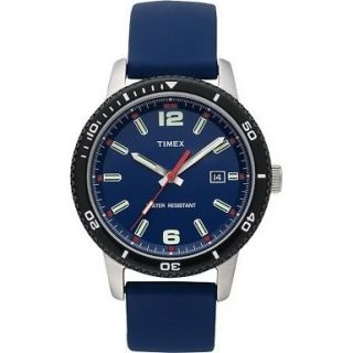 Timex Originals T2N664 Mens Originals Diver Blue Watch