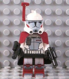 Lego Star Wars   ARC Trooper minifig Advanced Recon Commando clone NEW