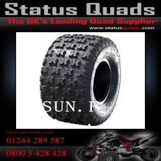 Sun F 20*11.00 9 A 031R Road Legal Tyres Quad ATV