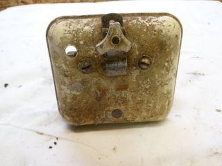 SCOTT MCCULLOCH 25 HP 2605 FUNCTIONAL CARB ASSY BOAT MOTOR ATWATER