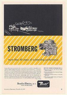 1957 Bendix Stromberg Carburetor More Than 40 Years Outstanding