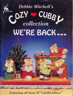 Paperback. Debbie Mitchell Cozy Cubby Collection Were Back