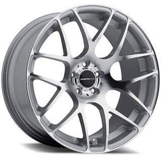20 Avant Garde M310 Wheels For Audi A6 A5 A8 A7 VW CC Hypersilver