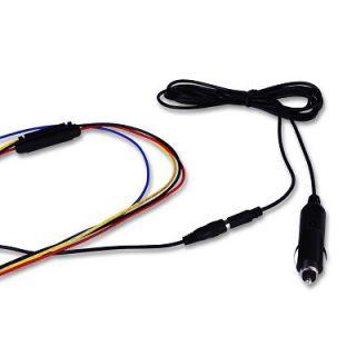 Xtrons Car cigarette lighter power lead for Headrest DVD Player