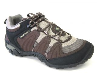 MENS SHOES MERRELL CHAMELEON3 AXIOM DARK EARTH LEATHER