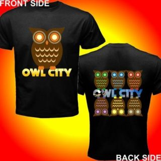 New Ocean Eyes Fireflies Owl City Concert Tours T shirt