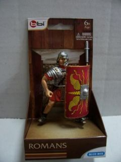 Blue Box Toys Toy Soldier 1/16 90mm ROMAN LEGIONARY with Sword MOC