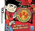 American Dragon Jake Long  Attack of the Dark Dragon Nintendo DS 2006