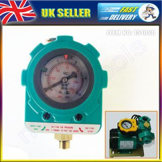 Automatic Water Pump Pressure Controller Electronic Switch, Adjustable
