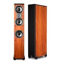 Polk Audio~1~TSi400 Stereo Home Theater Floor Standing Tower Speaker