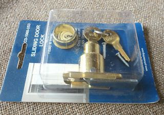 John Sterling CD 1068 US3 Sliding Door Lock for Closet of Cabinet
