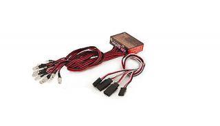 LED RC Car / Truck Light Kit W Brake Lights + Turn Signals Q763021