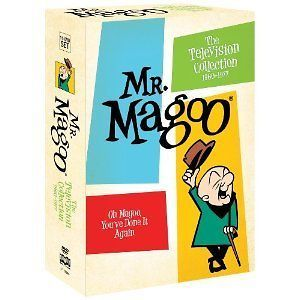 Mr. Magoo Complete Television Collection 11 DVD set Over 180 cartoons