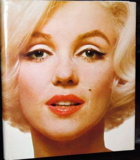 NORMAN MAILER SIGNED Marilyn a Biography 1973 1st PRINTING HCDJ