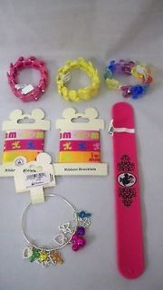 Kids Disney Parks Bracelets Jewelry mickey mouse head icon stocking