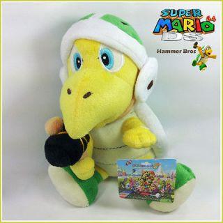 Super Mario Bros Plush Baby Mario Soft Toy Doll Nintendo Stuffed