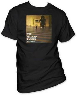 Syd Barrett Madcap Laughs Shirt SM, MD, LG, XL, XXL New Pink Floyd
