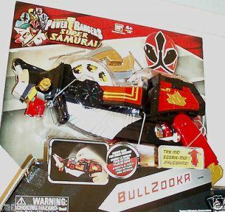 SABANS 2012 BAN DAI POWER RANGERS SUPER SAMURAI RANGER BULLZOOKA