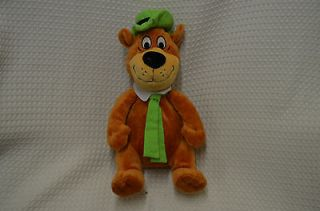 10 Cuddle Factory Hanana Barbera Yogi Bear Very Soft Stuffed Animal